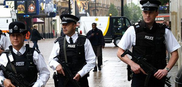 Общение с полицейскими на английском